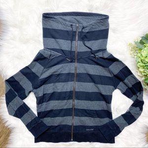 • Calvin Klein Performance Full Zip Sweatshirt •